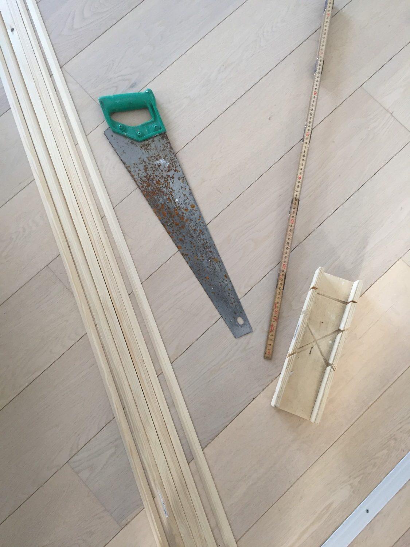 Materialer til høje vægpaneler