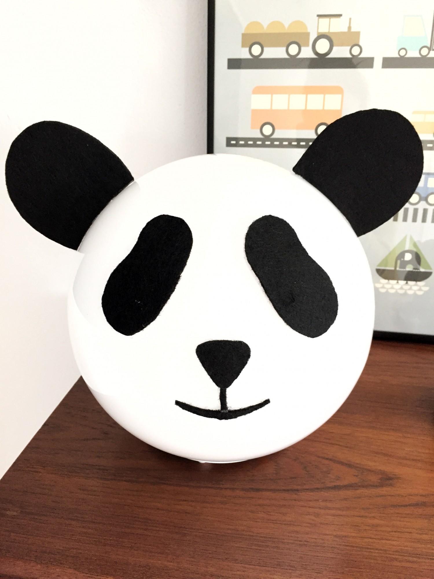 DIY pandalampe