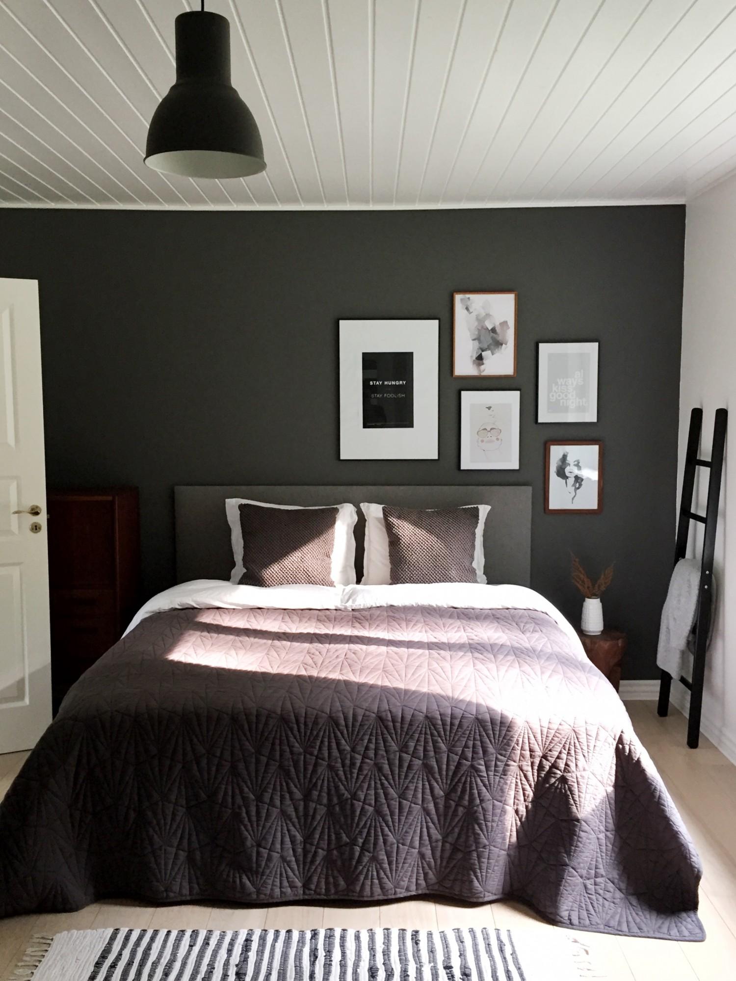 Soveværelset efter make-over
