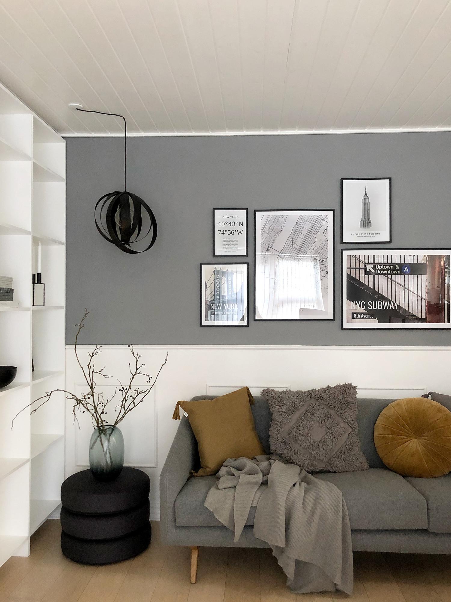 Ny Billedvaeg Til Kontoret New York New York 25 Rabat Livingonabudgetdk