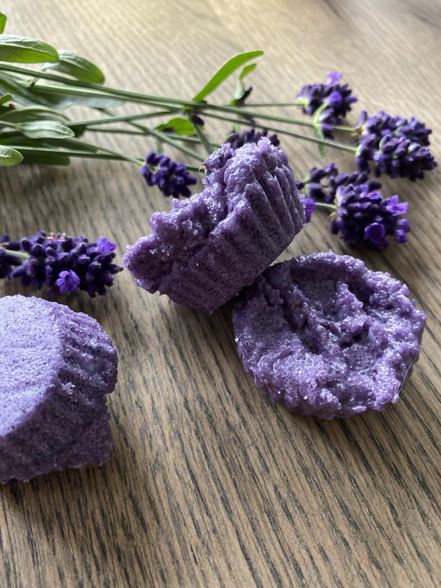 Lavendel bodyscrub