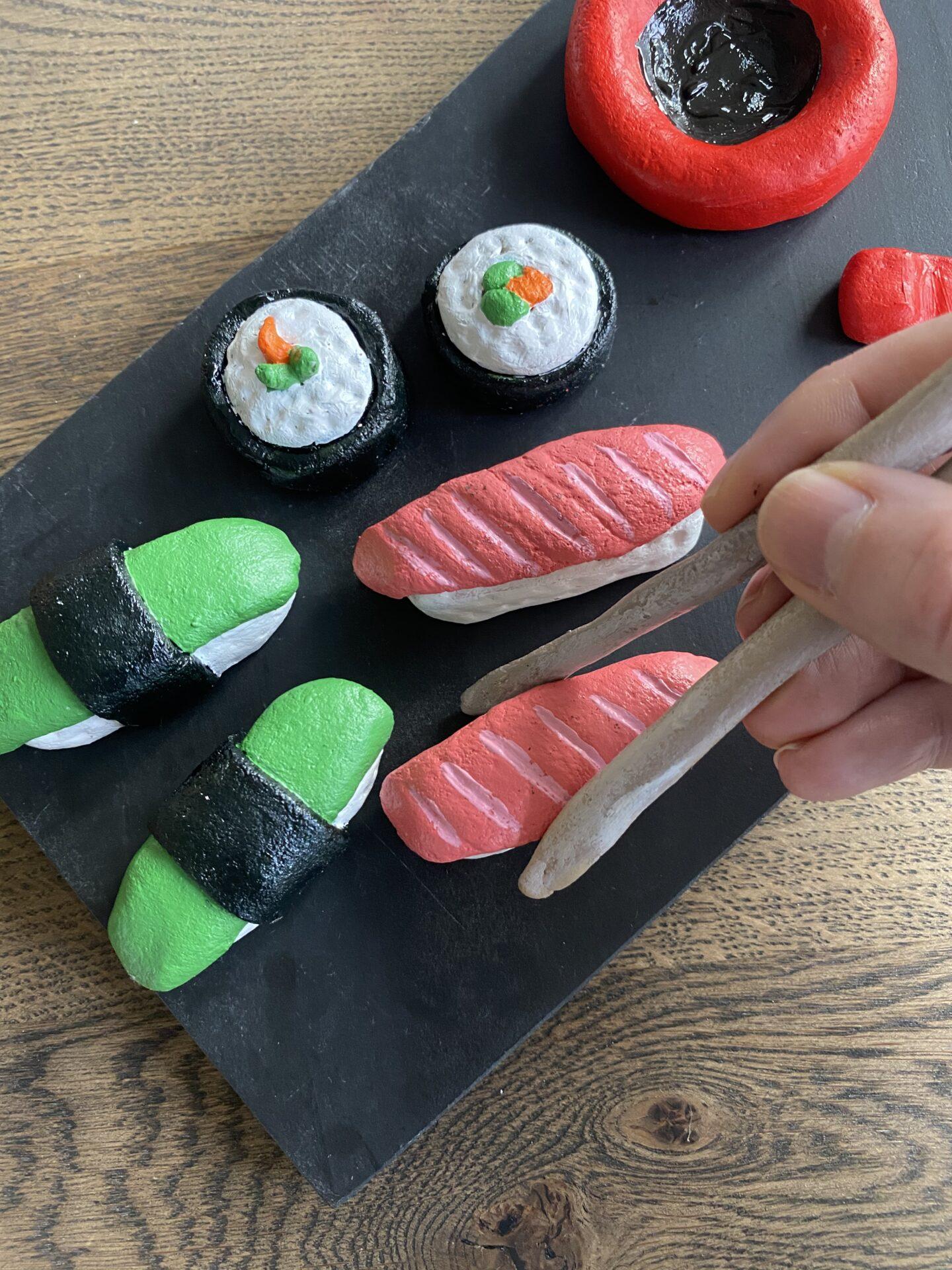 Sushi legemad af trylledej